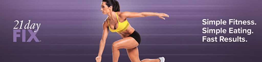 21 day fix with Autumn Calabrese