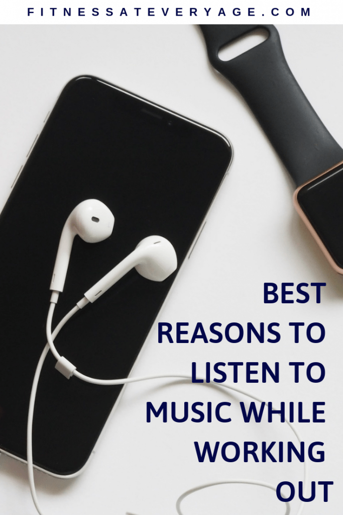 Best reasons to listen to music while working out