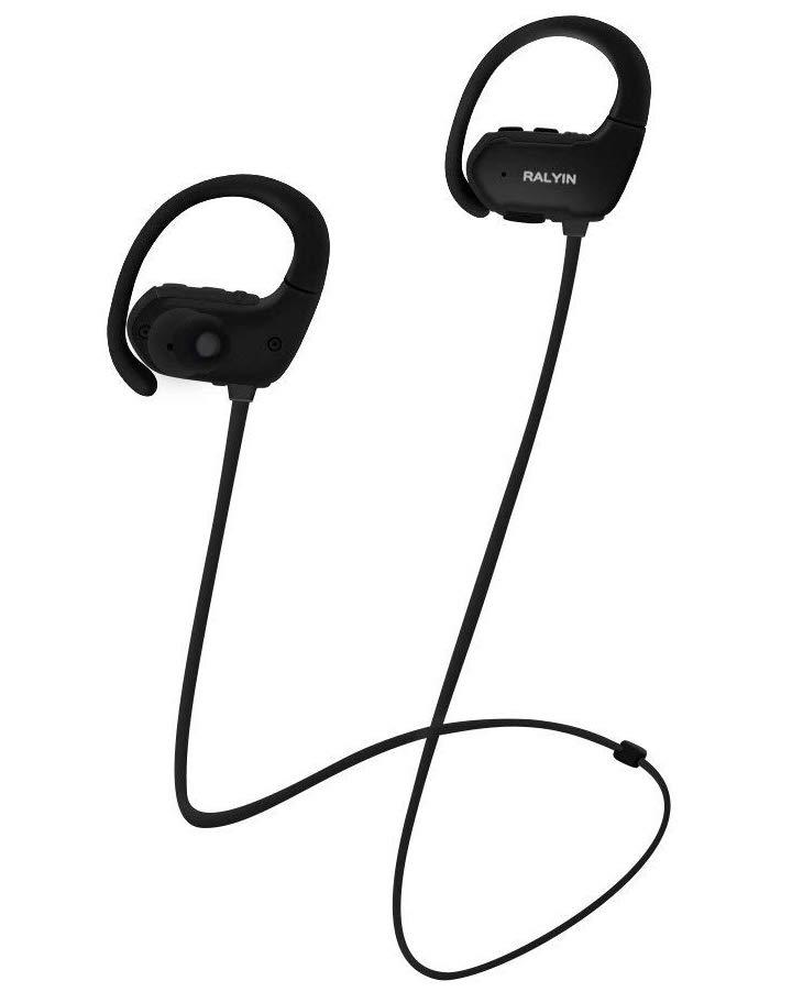 Ralyin MP3 Music Player Sport Wireless Headphones