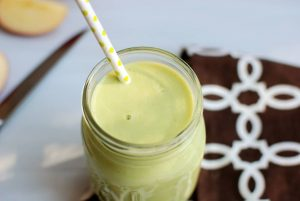 Arugula-Apple-Smoothie