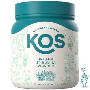 KOS Organic Spirulina Powder