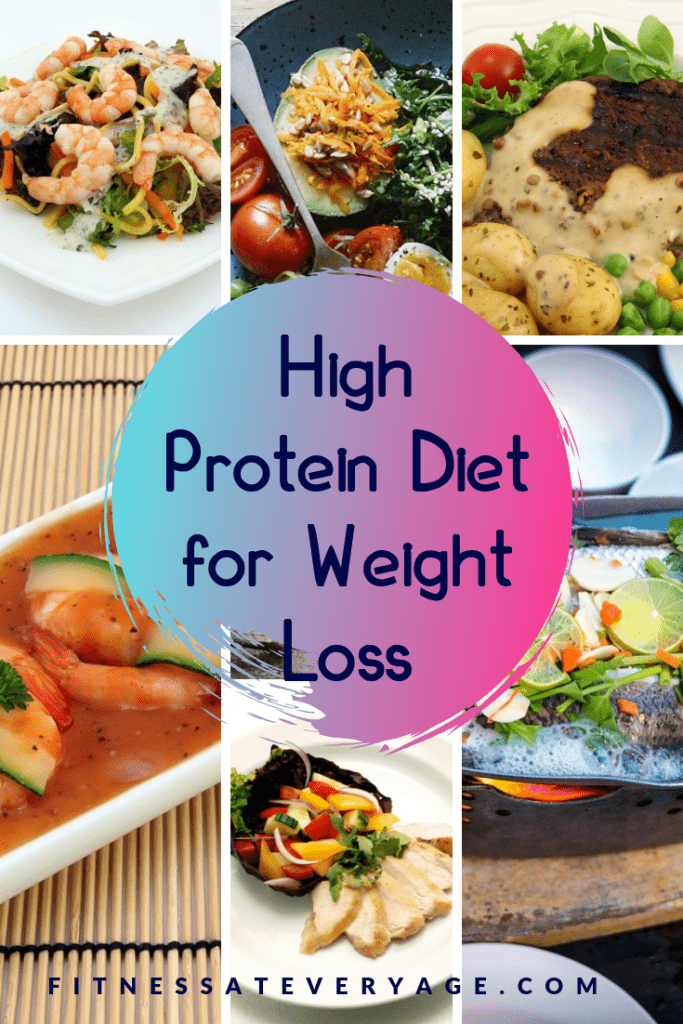 High Protein Diet for Weight Loss