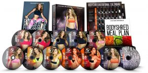 Jillian Michaels Body Shred Program Kit