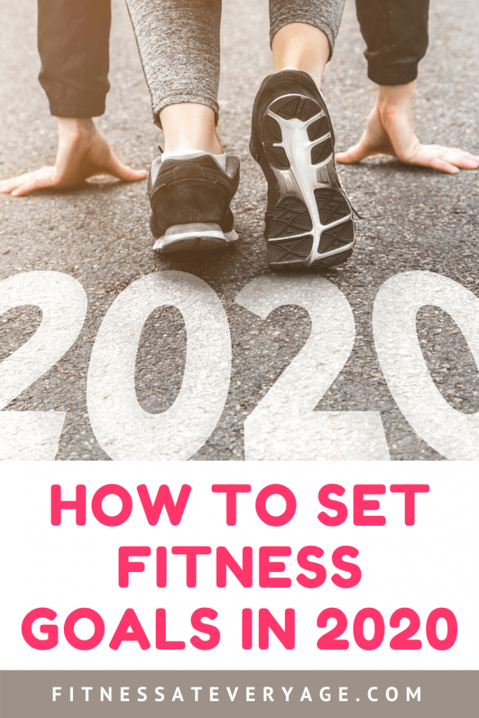 How to Set Fitness Goals for 2020