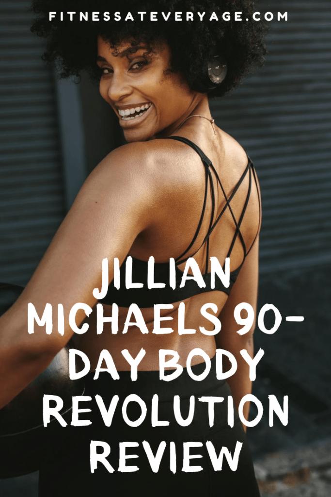 Jillian Michaels 90 Day Body Revolution Review