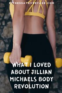 Jillian Michaels Body Revolution Review
