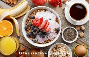 healthy filling breakfast during quarantine