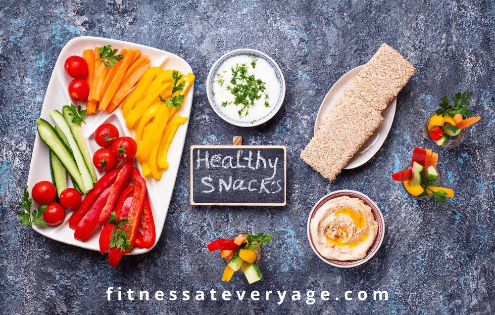healthy filling snacks for your fitness regimen