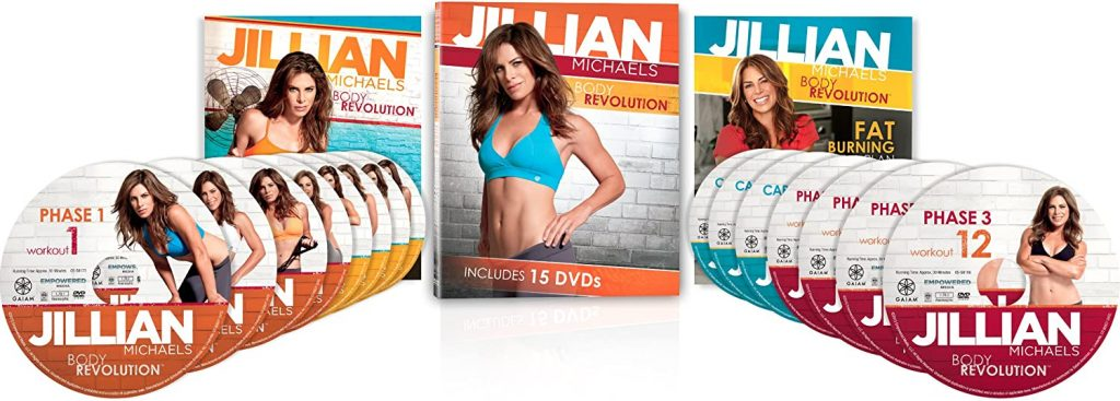 how does jillian Michaels Body Revolution work
