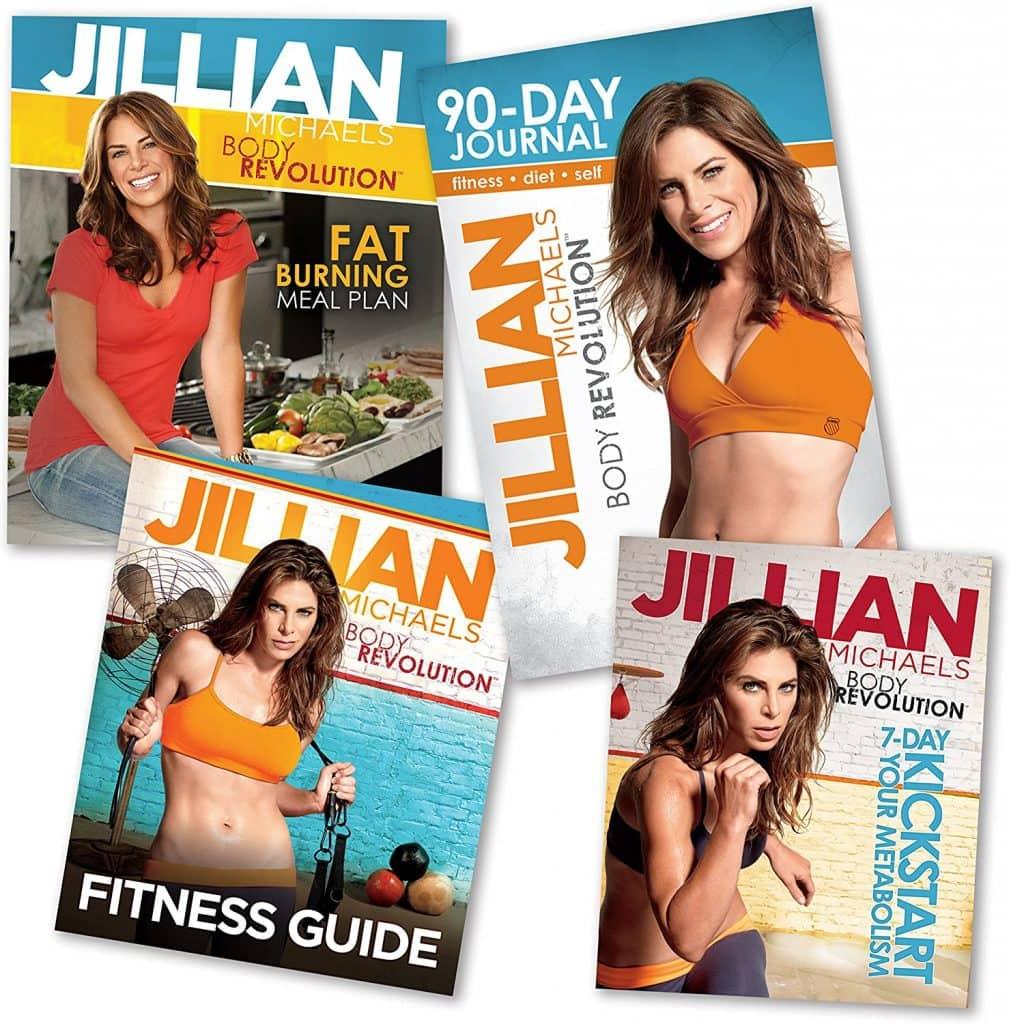 jillian Michaels Body Revolution, what's included