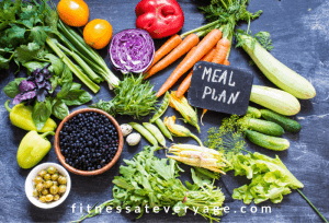 Create a Healthy Meal Plan