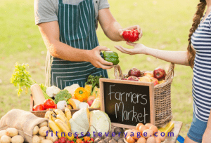 Don't Forget Farmers Markets