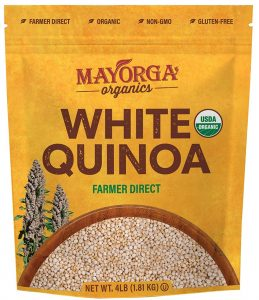 Mayorga Organics White Quinoa