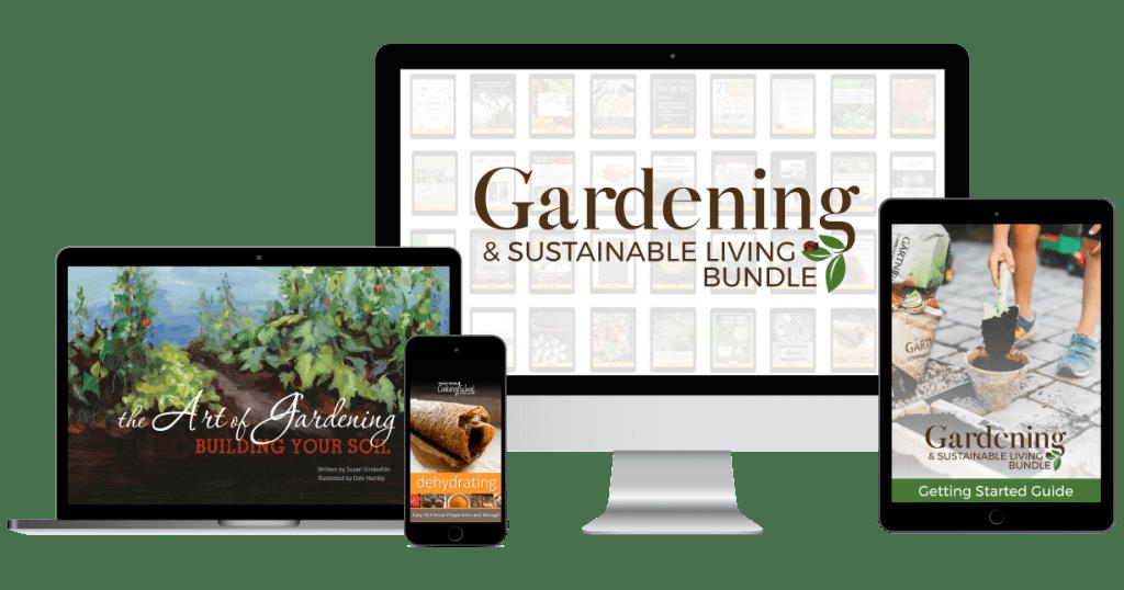 gardening and sustainability Full-Bundle