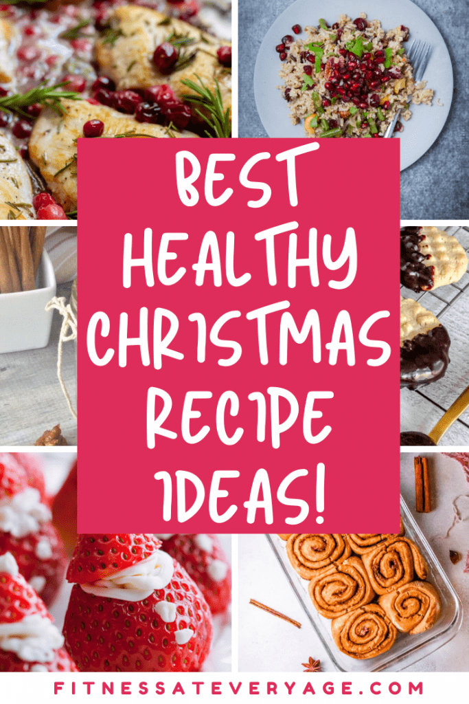Best healthy Christmas recipes to try in 2020