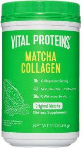 Vital Proteins Matcha Collagen Supplement