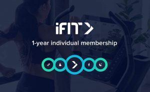 iFit 1-Year Individual Membership