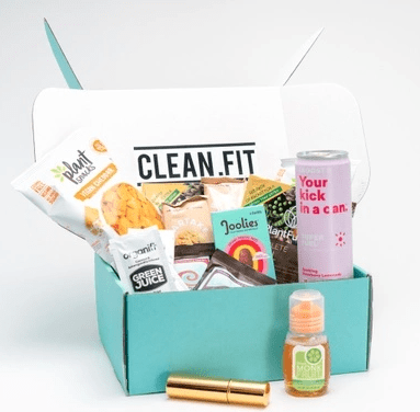 CLEAN.FIT Fitness Subscription Box