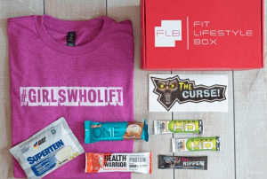 Fit Lifestyle Fitness Subscription Box