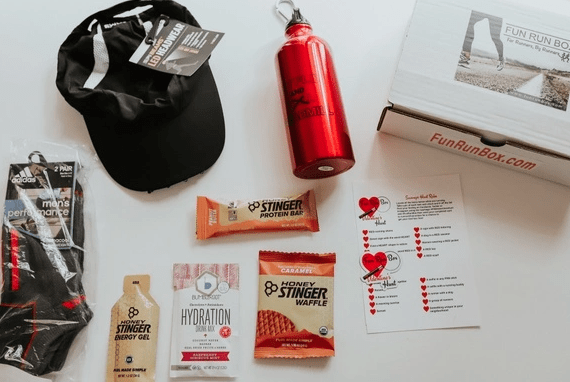 Fun Run Box Fitness Subscription Box