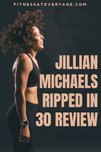 Jillian Michaels Ripped in 30 Review
