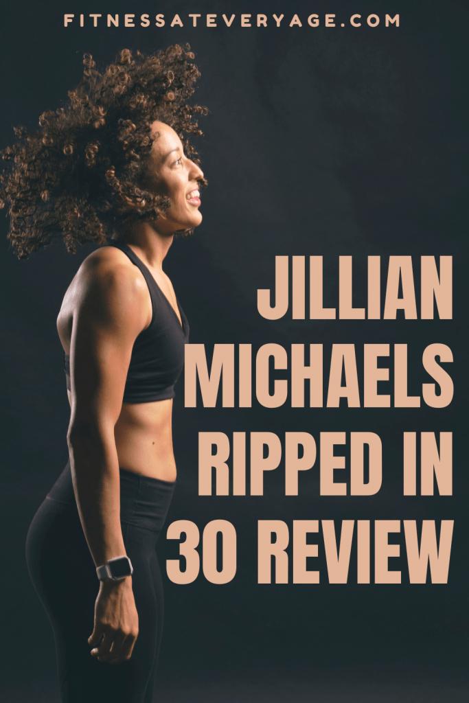 Jillian Michaels Ripped in 30 Review
