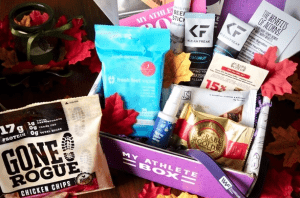 My Athlete Fitness Subscription Box