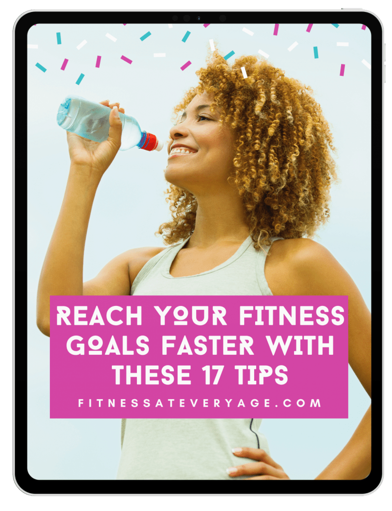 Reach Your Fitness Goals Faster With These 17 Tips Cover Ipad