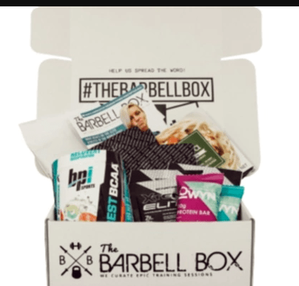 The Barbell Fitness Subscription Box