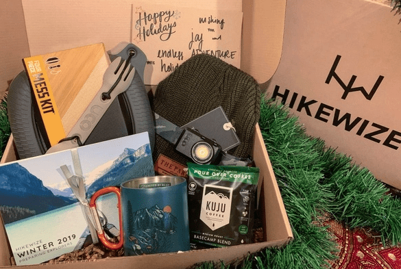 The Hikewize Fitness Subscription Box