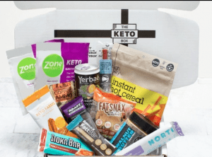 The Keto Monthly Box