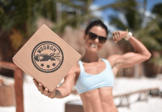 WODBOM Fitness Subscription Box