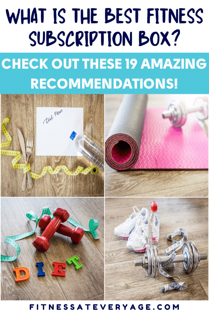 What is the Best Fitness Subscription Box? Check out these 19 amazing recommendations
