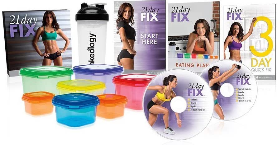 Beachbody 21 Day Fix Workout Program