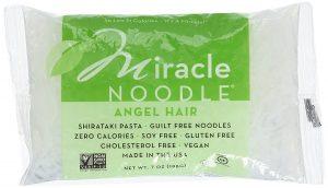 Shirataki Noodles for Pho