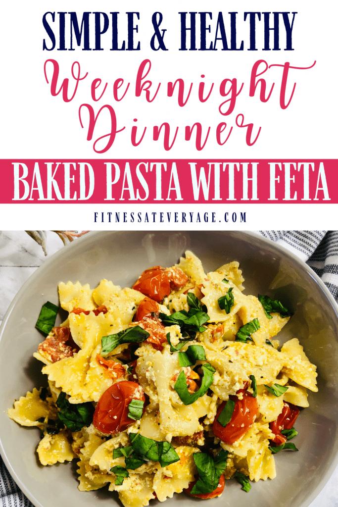 Best Pasta With Feta Recipe