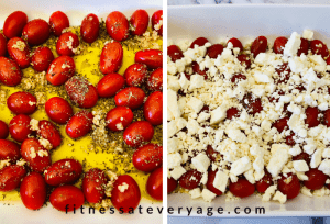 Best Pasta With Feta Recipe Step 1 and 2