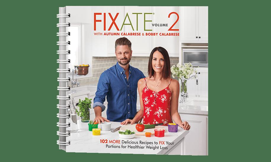 Fixate volume 2 cookbook, Autumn Calabrese