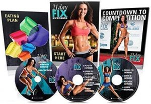 My 21 Day Fix Extreme DVDs
