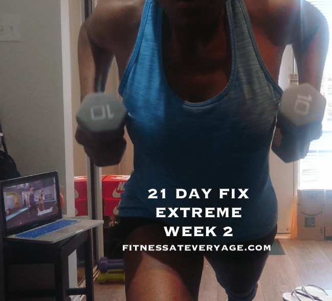 21 Day Extreme Week 2 Pictures 1