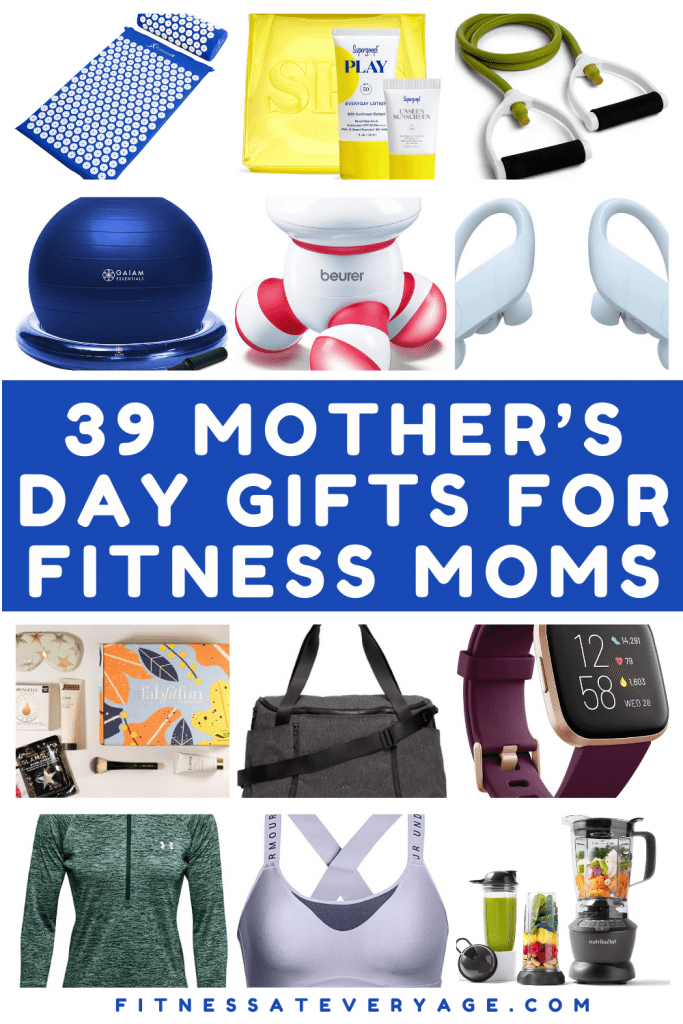 39 Mother's Day Gifts for Fitness Moms