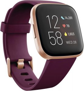 Fitbit Versa 2 Health and Fitness Smartwatch