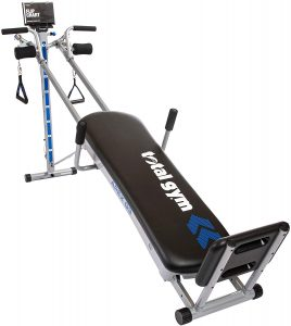 Total Gym APEX Versatile Indoor Home Workout Total Body