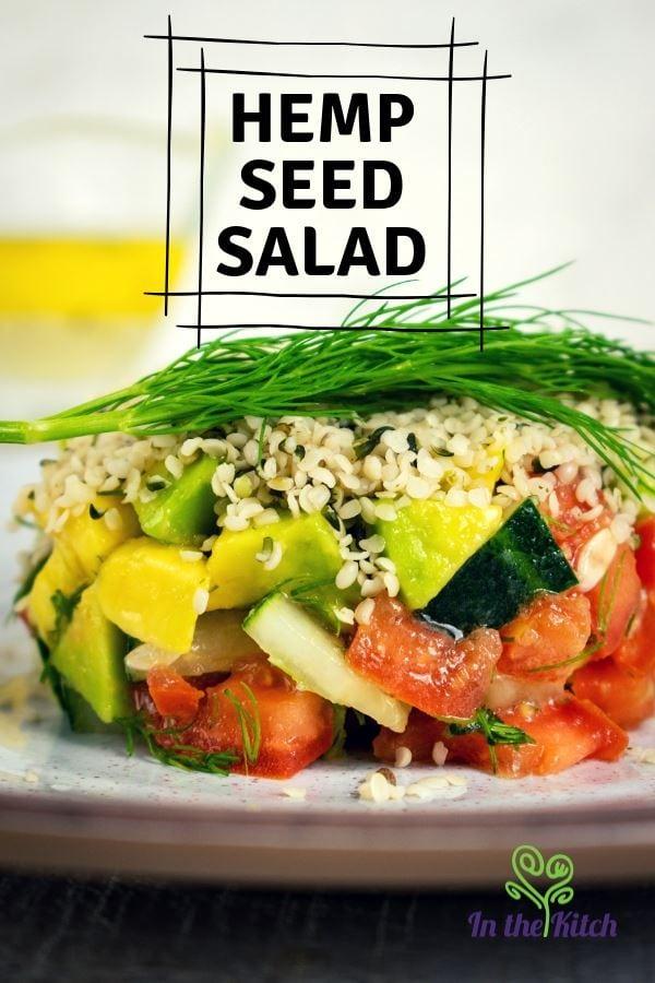 Hemp-Seed-Salad