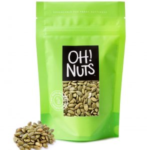 Oh Nuts Roasted & Unsalted Pumpkin Seeds