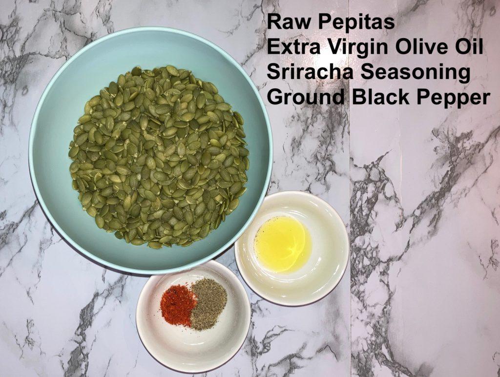 Roasted Pepitas Ingredients