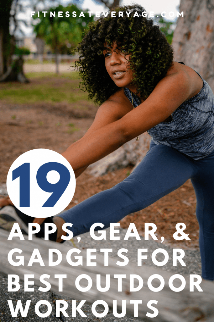 19 Apps, Gear, and Gadgets for Best Outdoor Workouts
