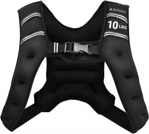 Adurance Weighted Vest Workout Equipment