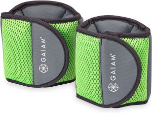 Gaiam Ankle Weights