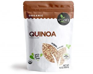 Elan Organic Tri-Color Quinoa